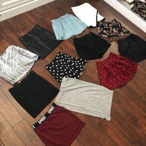 Dresses & Skirts - 11 skirts bundle